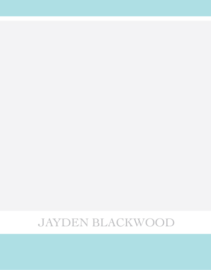 personal stationery - Color Blocking by Clara Pierce