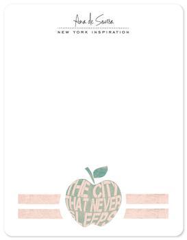 World's inspirations: New York