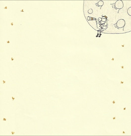 personal stationery - Star Gazing by Charity Arredondo