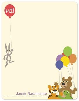 Critter Balloons