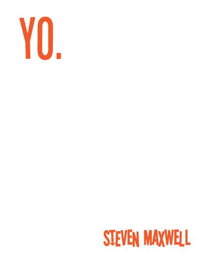 personal stationery - Yo by Stephanie Piontkowski