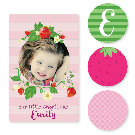 room decor - Berry Sweet by Eva Nashed