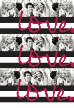 Love of Stripes & Raspberries