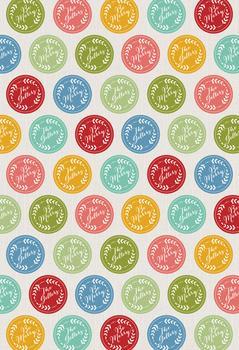 Stamped Linen