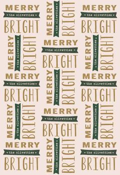 Merry Bright and Banner