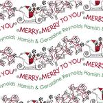 Merry Merry, Ho-Ho-Ho by MK Colling