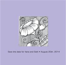 Bookplate motif by Carole Weitz
