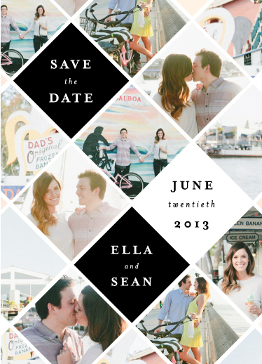 save the date cards - La Novella by Lori Wemple