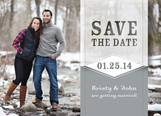 save the date cards - Save It by Suzanne MK