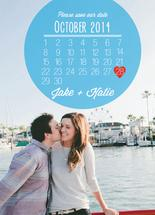 Heart Calendar by Lauren Rust
