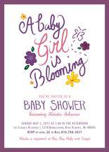 Blooming Baby by Sarah Elizabeth