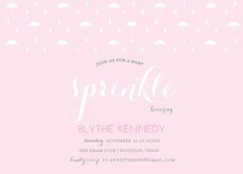 Sprinkle Sprinkle