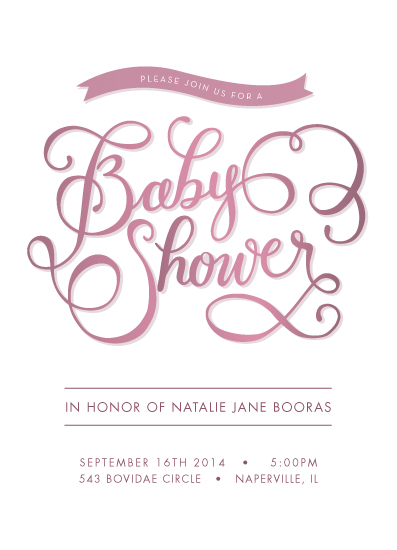 Minted Baby Shower Invitations for adorable invitation design