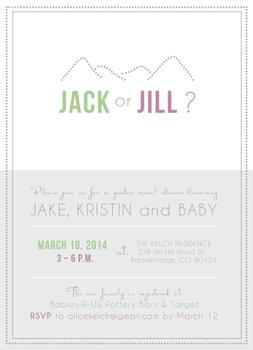 Jack or Jill?