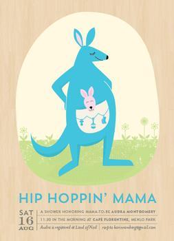 Hip Hoppin' Mama