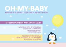 Oh My Baby by Claire Hahm