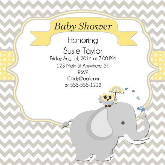 Minted Baby Shower Invitations is best invitation design