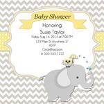 Elephant - Owl Baby Sho... by Robin Sampson