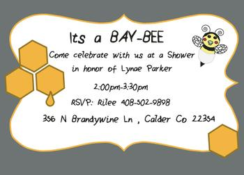 Its A Bay-Bee!