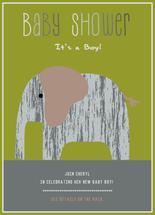 Elephant Joy by Sarah Caracciolo