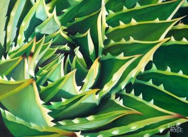art prints - In My Garden Grows Wild Things by Ellie Rose