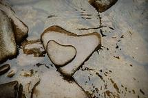 Heart Rocks by Allison Albainy