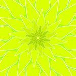 Dahlia-Green by Tami Warrington