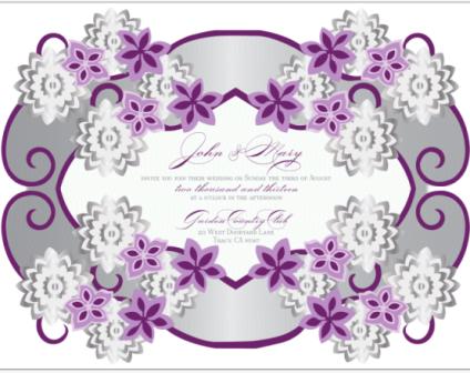 wedding invitations - ARIKE by IJORERE The Invitation Inc