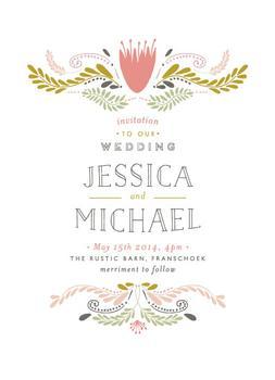 Bespoke Embellished Wedding