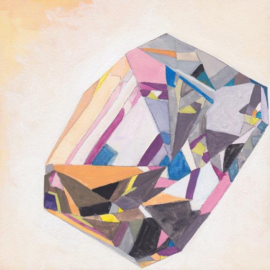 art prints - Diamond by Paper Monkey Press