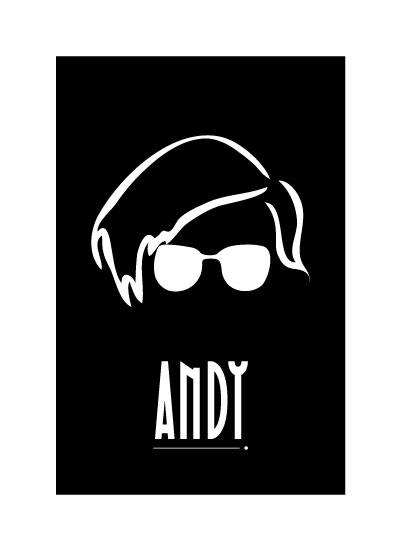 art prints - Hello, Andy by Diane Zeise