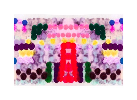 art prints - Dippin Dot No 3 by Kristi Kohut - HAPI ART AND PATTERN