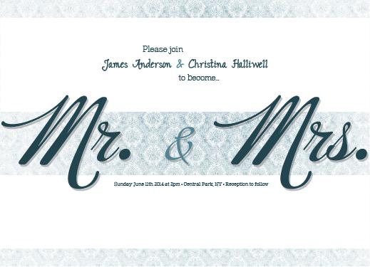 8bf45b40d04cf67d3a546bb1390d777c wedding invitations mr & mrs blue wallpaper at minted com,Wallpaper For Wedding Invitation