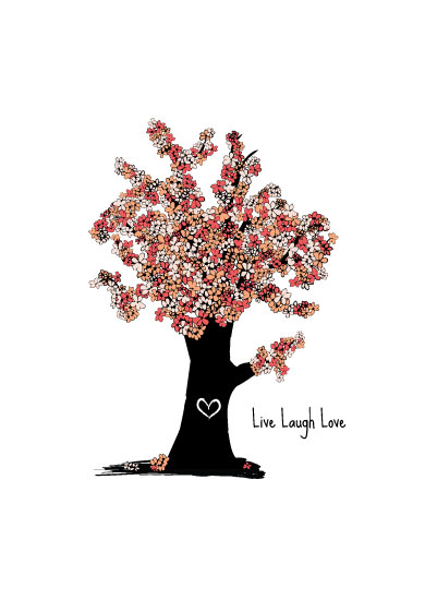 art prints - Laughing Earth by Love Sugar Apple
