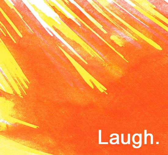 art prints - Laugh by Giovanna Santoni