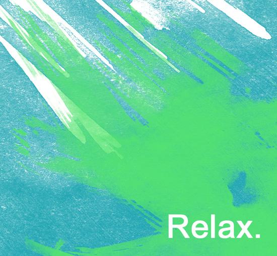art prints - Relax by Giovanna Santoni