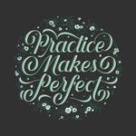 Practice Makes Perfect by Becca Clason
