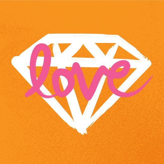 art prints - Love Jewels by Shari Margolin