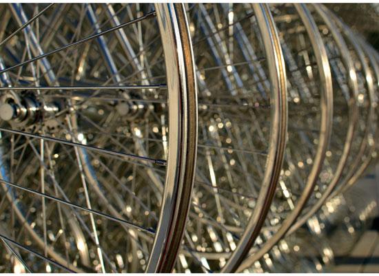 art prints - Bicycles by Jenn Bigioni