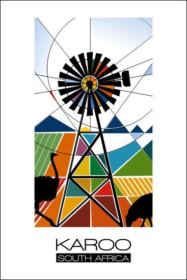 art prints - KAROO, SOUTH AFRICA by Ellie Rose