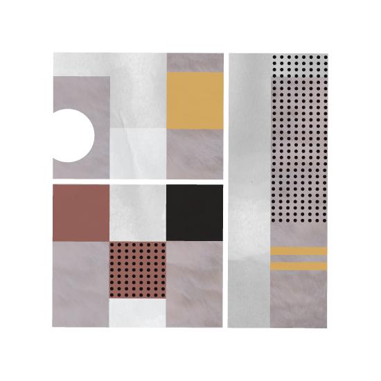 art prints - Geometry Ain't Terrible 2 by Katie Zimpel
