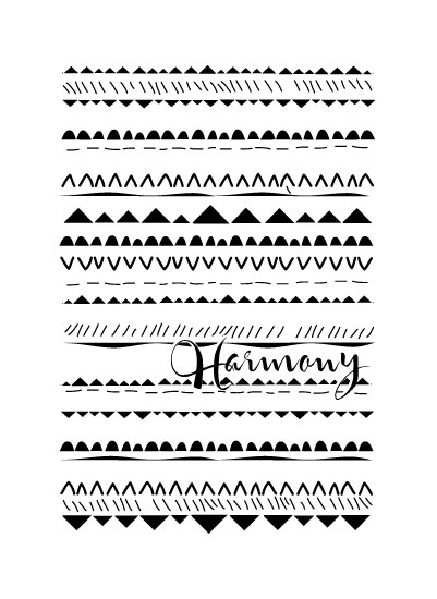 art prints - Harmony by Love Sugar Apple
