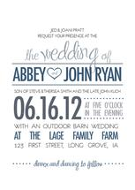 Wedding in the Barn by Heather Behrens