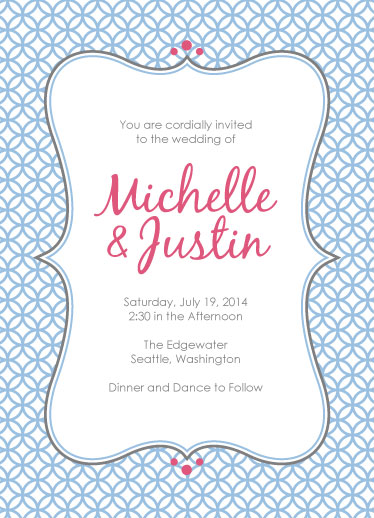 wedding invitations - True Love by Ann Hurley