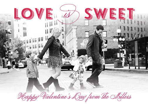 valentine's day - Love Is Sweet by Courtney Brady