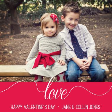 valentine's day - Peppy Pink love by Jennifer Cooper