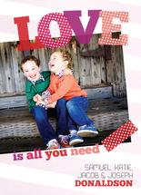 Love is all You Need by Little Bees Graphics