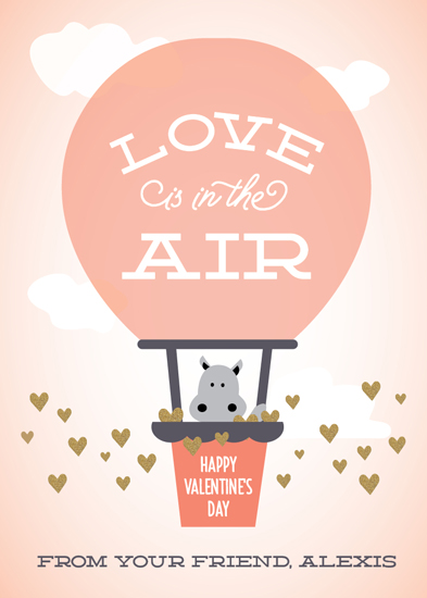 valentine's day - In the Air by Erica Krystek