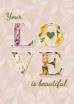 Your Love is Beautiful by Giovanna Santoni