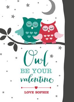 Owl Be Your Valentine